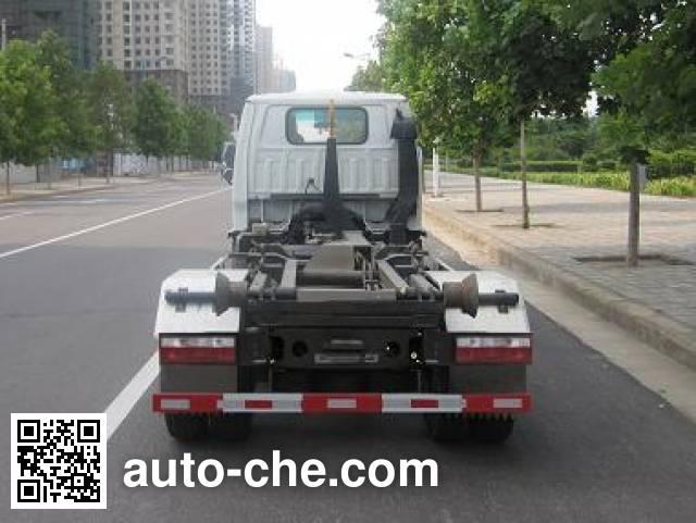 宇通牌YTZ5060ZXX20F车厢可卸式垃圾车