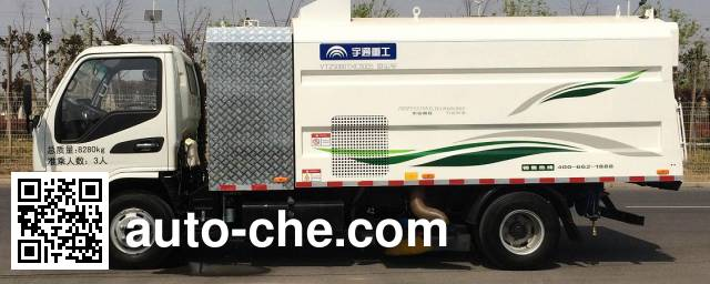 Yutong YTZ5080TXC90D5 street vacuum cleaner