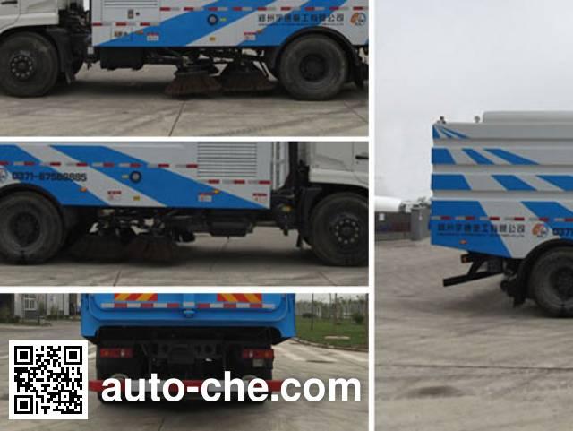 Yutong YTZ5180TSL20D5 street sweeper truck