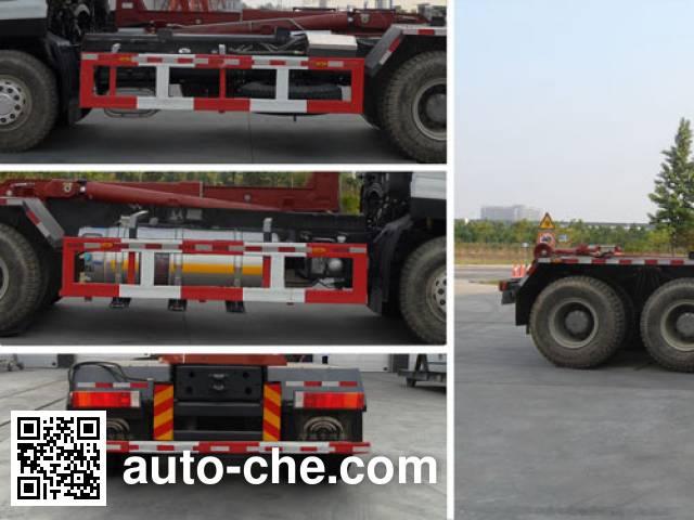 宇通牌YTZ5250ZXX20G车厢可卸式垃圾车