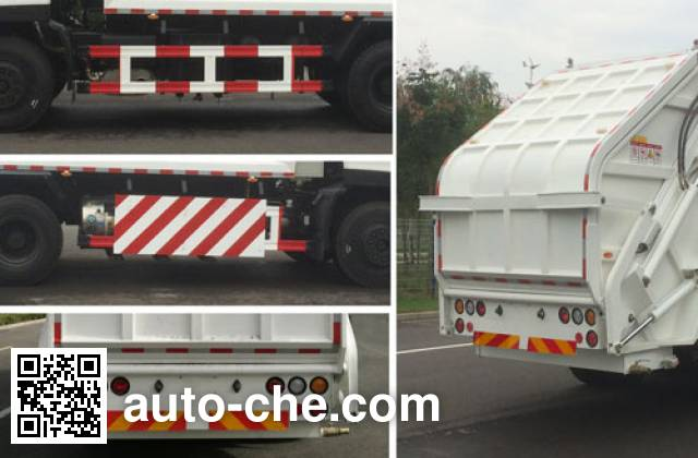 Yutong YTZ5250ZYS20G garbage compactor truck