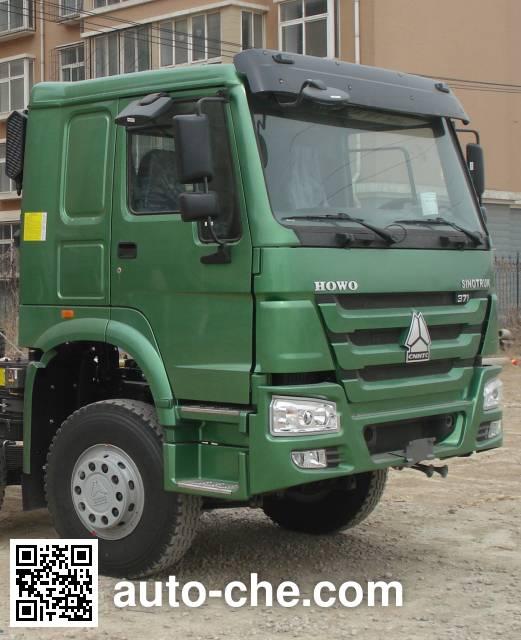 Yutong YTZ5257GFL40F low-density bulk powder transport tank truck