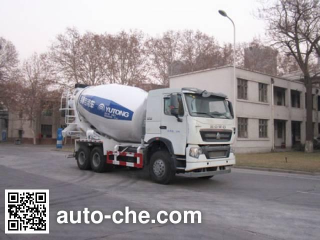 Yutong YTZ5257GJB44F concrete mixer truck