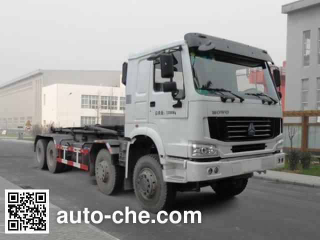 Yutong YTZ5310ZXX40F detachable body garbage truck
