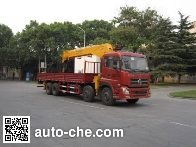 Yutong YTZ5311JSQ20F truck mounted loader crane