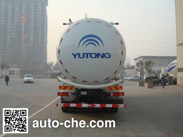 宇通牌YTZ5315GFL34E粉粒物料运输车