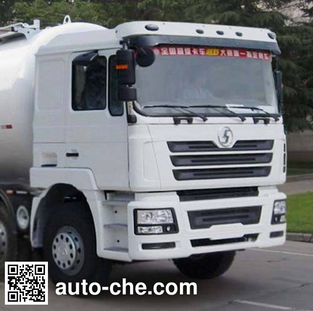 宇通牌YTZ5316GFL30F低密度粉粒物料运输车