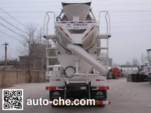 宇通牌YTZ5316GJB30F混凝土搅拌运输车