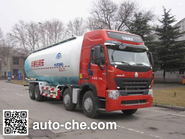 宇通牌YTZ5317GFL40F低密度粉粒物料运输车