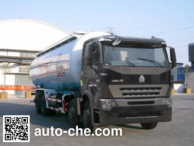 宇通牌YTZ5317GFL43E粉粒物料运输车