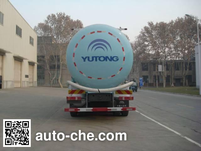宇通牌YTZ5317GFL44E粉粒物料运输车