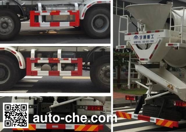 Yutong YTZ5317GJB42F concrete mixer truck