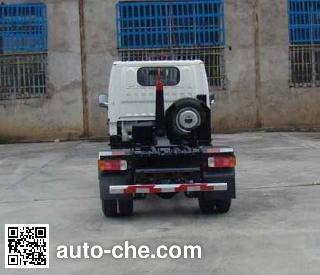 Yunwang YWQ5032ZXX detachable body garbage truck