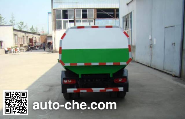 Yunwang YWQ5032ZZZ self-loading garbage truck