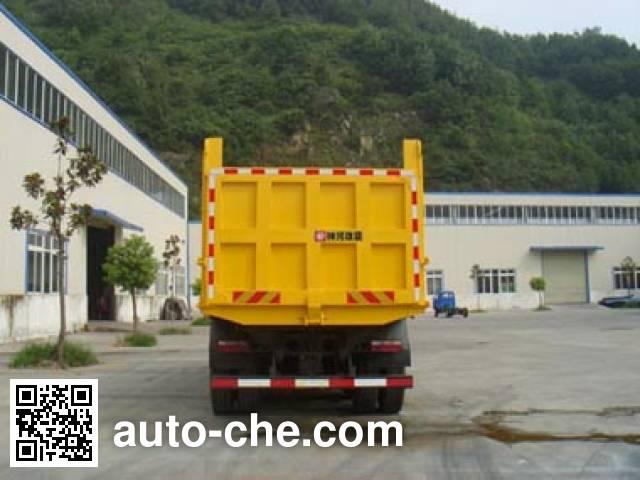 Shenhe YXG3251K2A dump truck