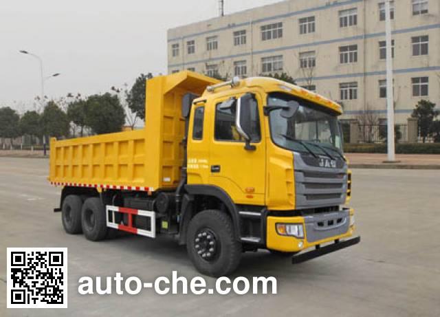 Shenhe YXG3254K2A dump truck