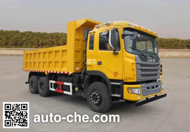 Shenhe YXG3254K2B dump truck