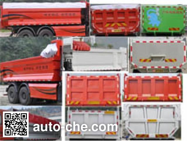 Shenhe YXG3258A6E dump truck