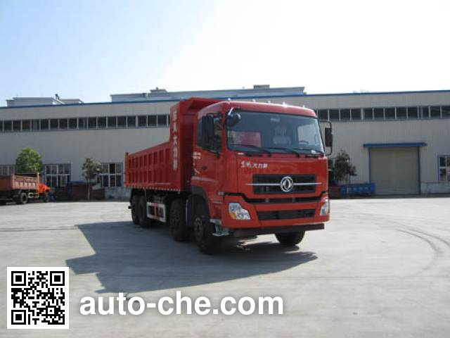Shenhe YXG3310A20C dump truck