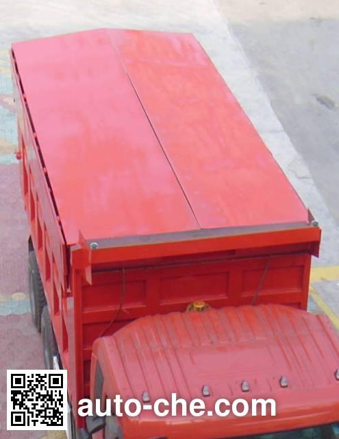神河牌YXG3310A20A自卸汽车