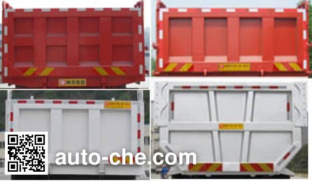 Shenhe YXG3310A29A dump truck
