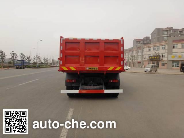 Shenhe YXG3310B2F dump truck