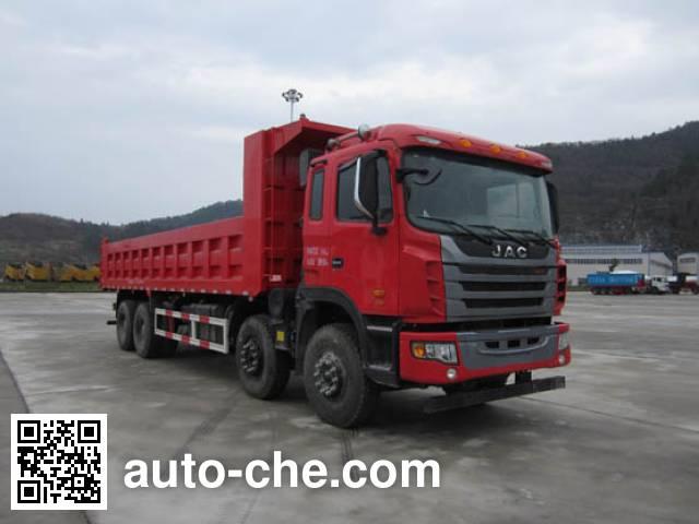 神河牌YXG3311P1K6A自卸汽车