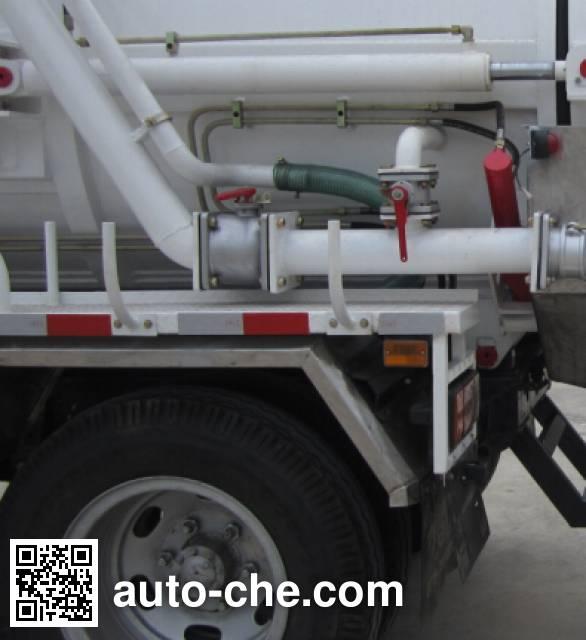 Shenhe YXG5100GXW sewage suction truck