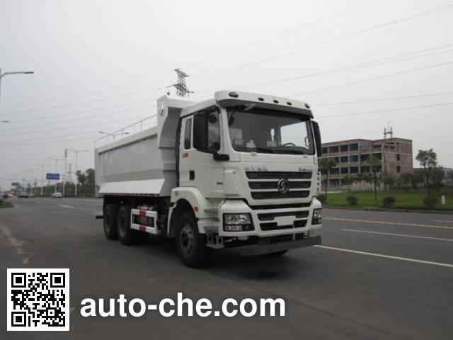 Shenhe YXG5256TSGMR5 fracturing sand dump truck