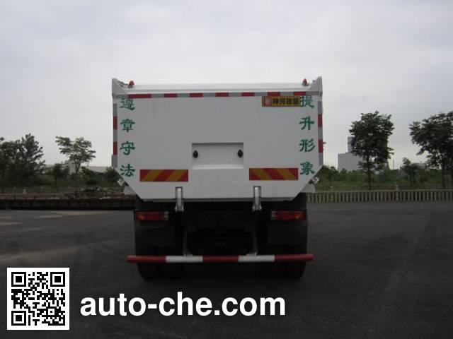 Shenhe YXG5256ZLJ dump garbage truck