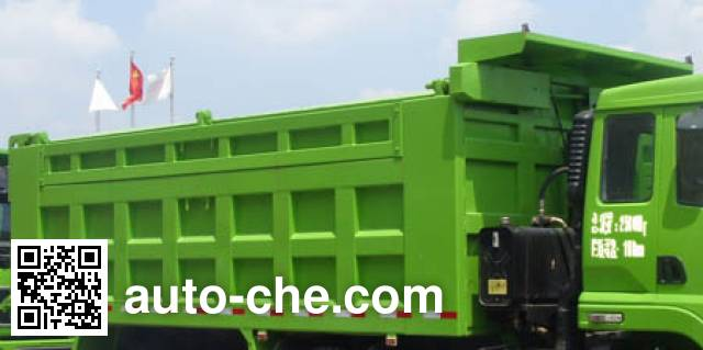Shenhe YXG5258ZLJA6 dump garbage truck