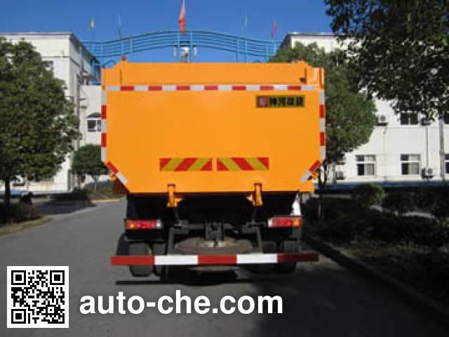 Shenhe YXG5316ZLJA dump garbage truck