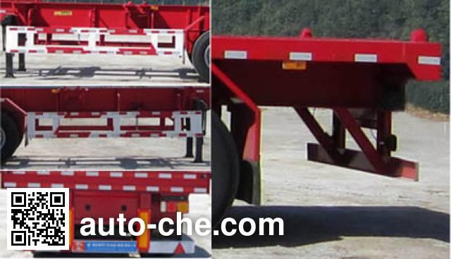 Shenhe YXG9370TJZ container transport trailer