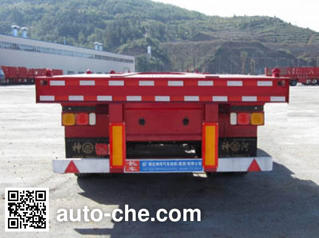 Shenhe YXG9401TJZ container transport trailer