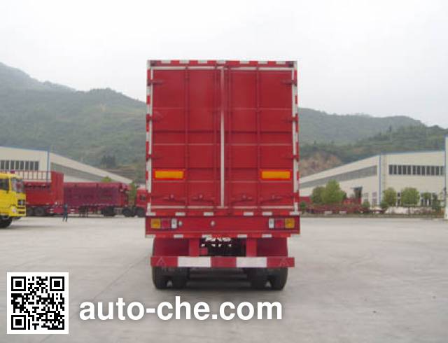 Shenhe YXG9400XXYS1 box body van trailer