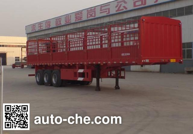 Yongchao YXY9400CCY stake trailer