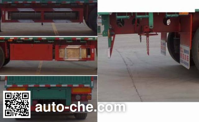 Yongchao YXY9400CCYD stake trailer