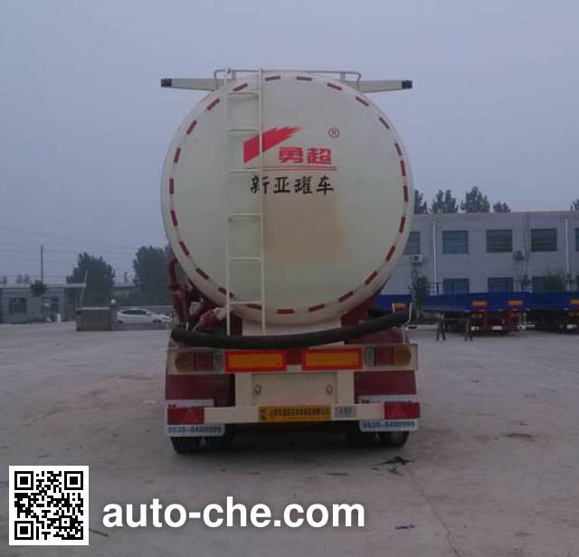 Yongchao YXY9400GFL low-density bulk powder transport trailer