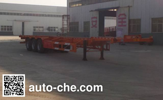 Yongchao YXY9401TJZE container transport trailer