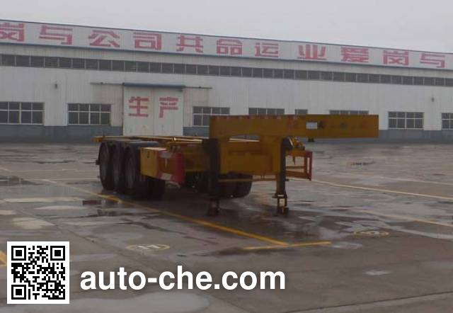 Yongchao YXY9403TJZE container transport trailer