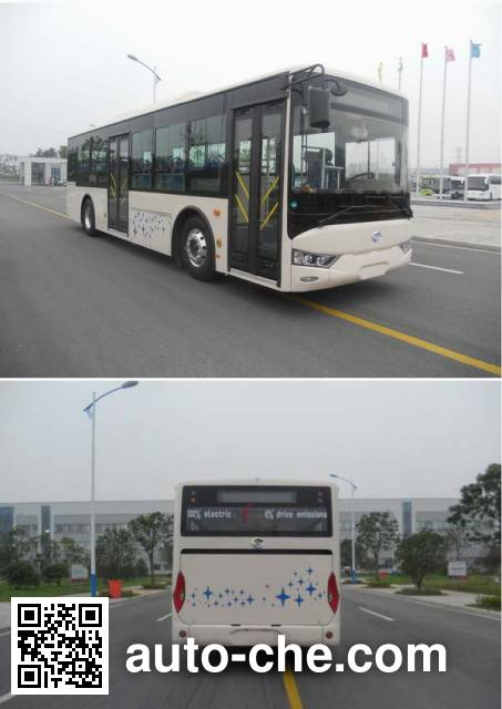 Zhanlong YYC6101GHBEV electric city bus
