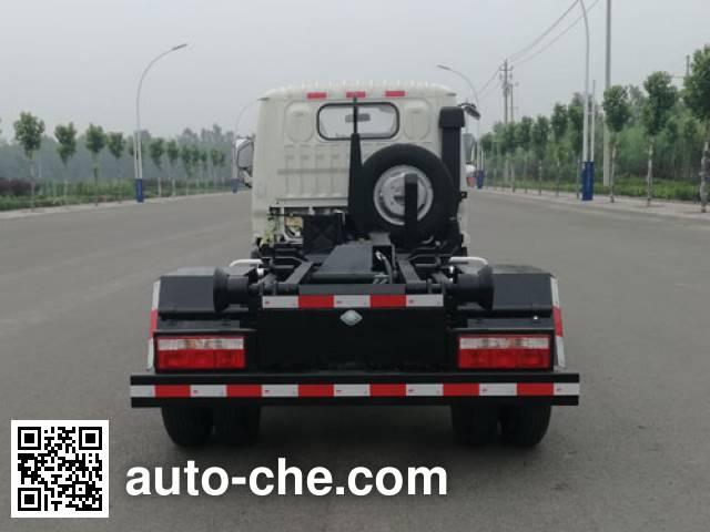 衡霸牌YYD5070ZXXD5车厢可卸式垃圾车