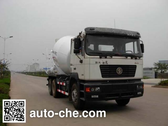 Liugong YZH5253GJBDL concrete mixer truck