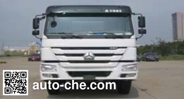 Liugong YZH5253GJBHWD concrete mixer truck