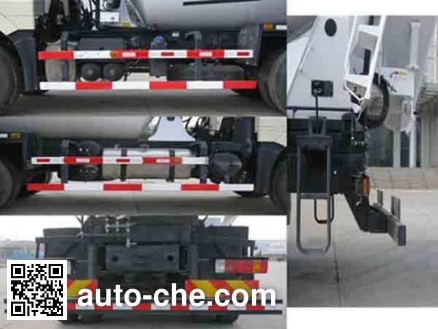 Liugong YZH5253GJBJFD concrete mixer truck