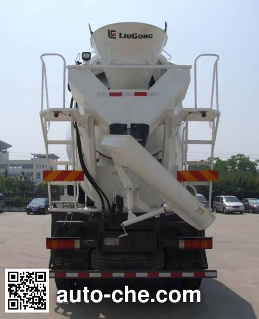 Liugong YZH5256GJBBB concrete mixer truck
