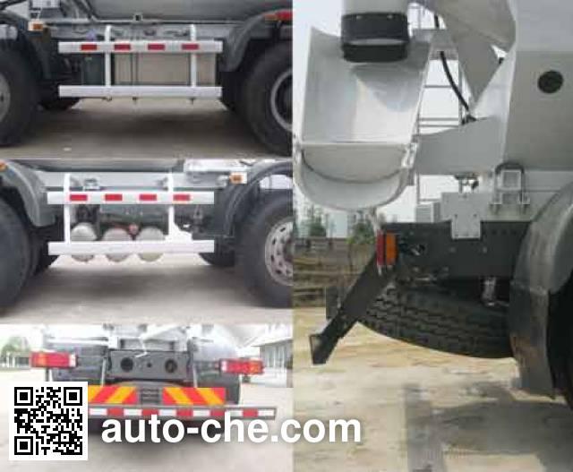 Liugong YZH5310GJBT5D concrete mixer truck