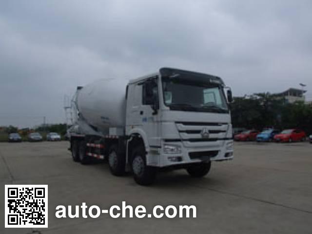 Liugong YZH5312GJBHWD concrete mixer truck