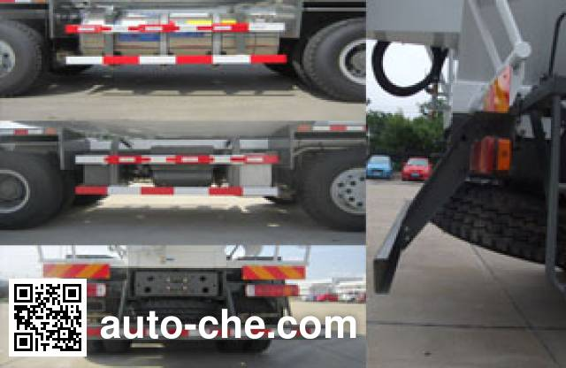 Liugong YZH5312GJBHWEL concrete mixer truck