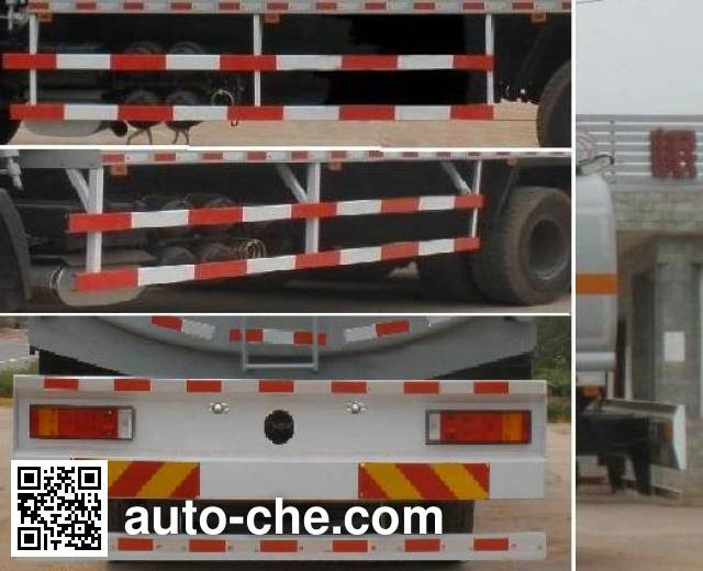 Minjiang YZQ5250GYY4 oil tank truck